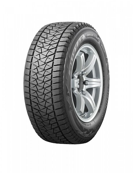 BRIDGESTONE 275/50R22 111T BLIZZAK DM-V2  zimné pneumatiky