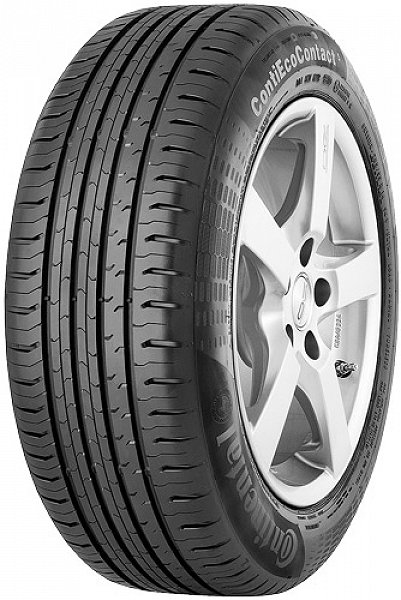 Continental EcoContact 5 XL 215/55 R18 99V