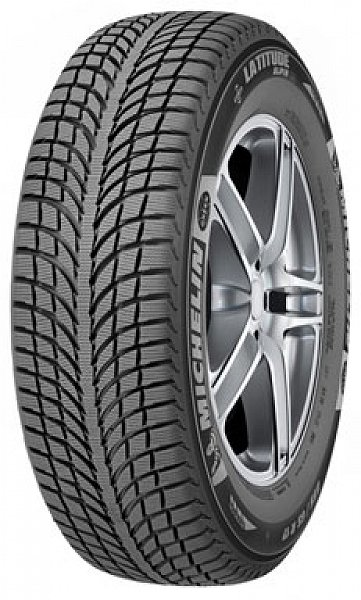 Michelin Latitude Alpin LA2 GRNX 265/45 R21 104V