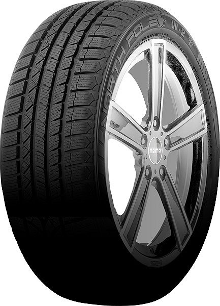 Momo MOMO W-2 North Pole XL w- 205/55 R16 94V