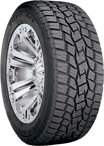 Toyo OpenCountry A/T 35x R15 113Q