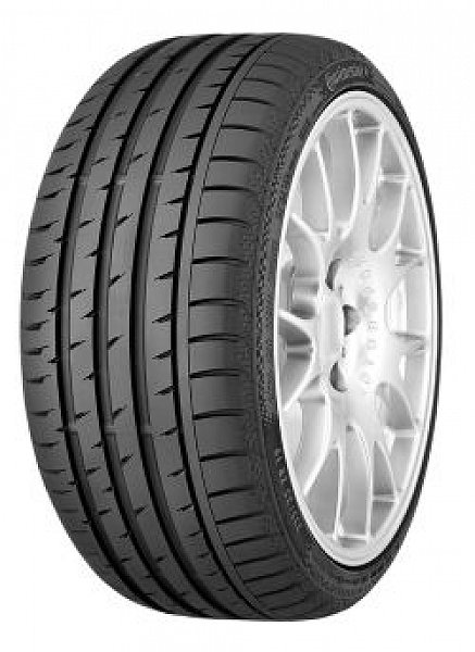 Continental SportContact 3 XL FRAO 265/40 R20 104Y