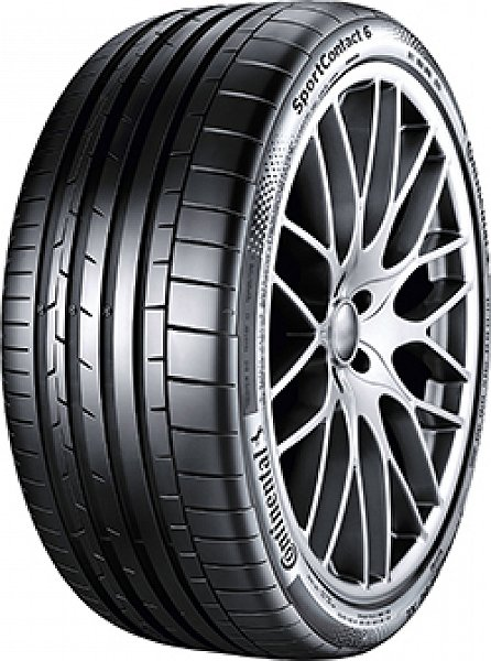 Continental SportContact 6 XL FR 295/35 R23 108Y letné pneumatiky