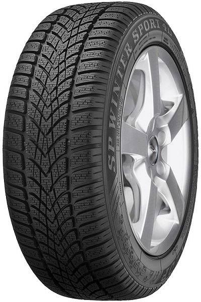 Dunlop SP Winter Sport 4D* 195/65 R16 92H
